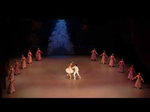 Tchaikovski.Nutcracker. Adagio. Tbilisi State Opera and Ballet theatre