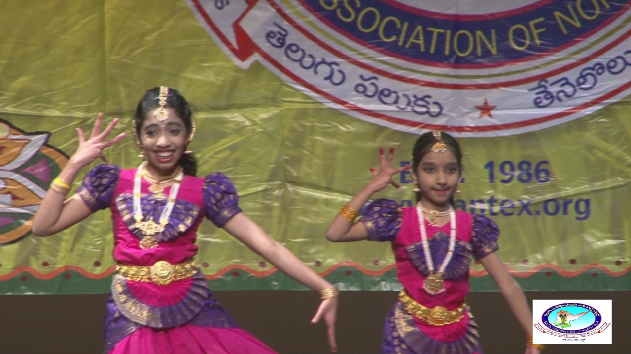 2017 TANTEX SANKRAANTI - LORD SIVA POOJAKU - MOVIE SEMI CLASSICAL DANCE