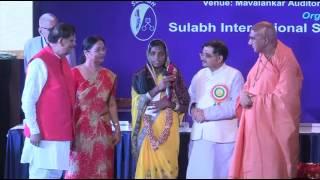 'Sulabh Swachhata Samman' - Smt. Phool Kumari Devi