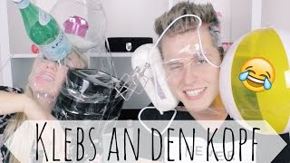 KLEB'S AN DEN KOPF - CHALLENGE ♥ BibisBeautyPalace