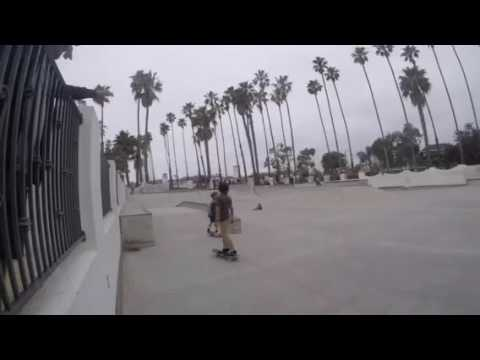 Santa Barbara Skatepark with Jacob Plaza