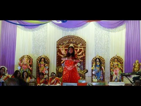 Mahisasuramardini (Geeti Natya ) Part - 1