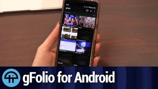 gFolio for Android