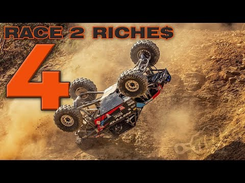 RACE TO RICHES 4 turns RACE TO WRECKAGE - Rock Rods EP91