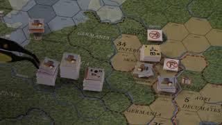 Let's Try Imperium Romanum III - The Gallic Revolt