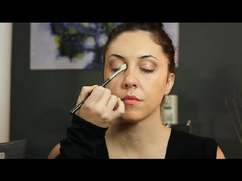What Color Makeup Goes Best With A Black Brown White Dress Makeup Tricks Youtube