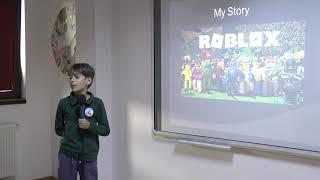 My Roblox game   Tudor Popescu   Discovery Kids Rm. Vl.