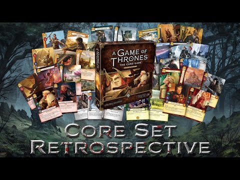 A Game of Thrones the Card Game Retrospective (Part 1)