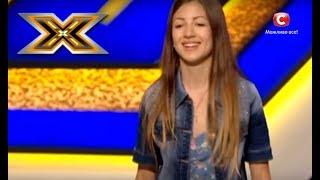 The Hardkiss - Make up (cover version) - The X Factor - TOP 100