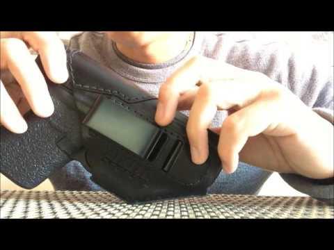 Kusiak Glock 43 IWB Standard Holster Review