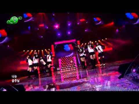 SNSD - Ooh-la-la a (Live)