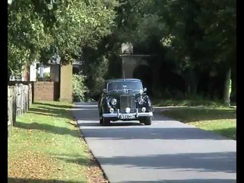 Introducing Paladins Classic Car Hire for weddings