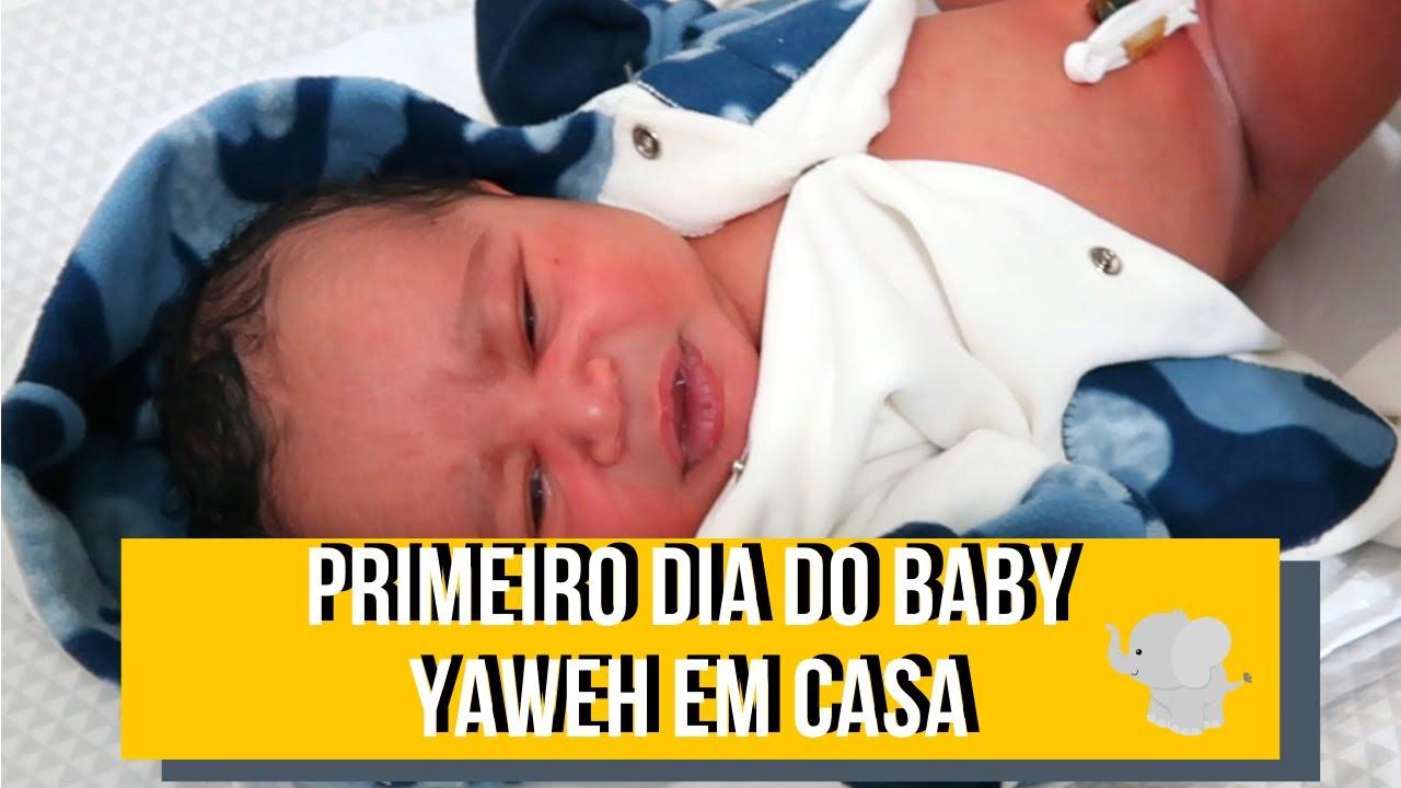 ENFIM: EM CASA!!!