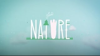 Toca Nature - shape nature and watch it develop - app demo