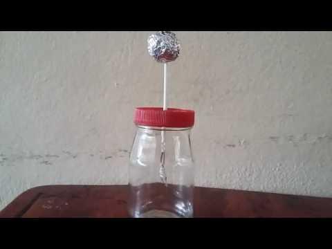 Electroscopio casero youtube for Imagenes de estanques caseros