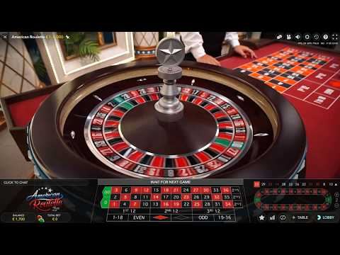 American Roulette From Evolution Gaming