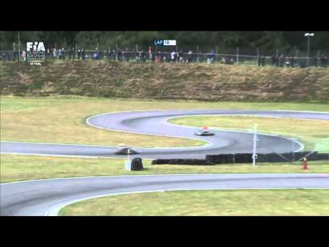2015 CIK KF and KFJ European Championship Sweden Videos