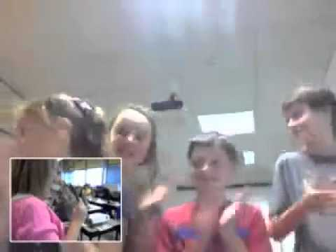 Where In The World Geography Skype With Our New Friends in Brazil