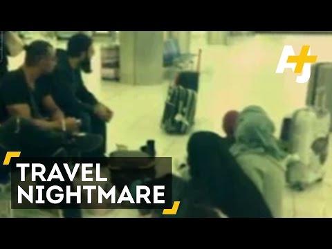 British Muslim Family Not Allowed To Board Plane To Visit Disneyland
