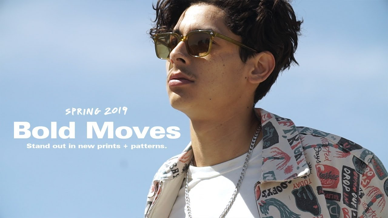 [VIDEO] - Bold Moves: Spring 2019 — Urban Outfitters 2