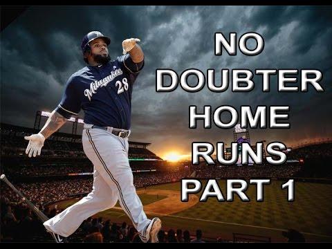 No-Doubter Home Runs Part 1