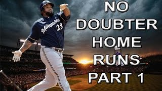 No-Doubter Home Runs Part 1