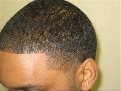 tapered frohawk design short hairstyle 2013