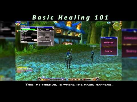 ISBoxer -- World Of Warcraft -- Basic Healing 101