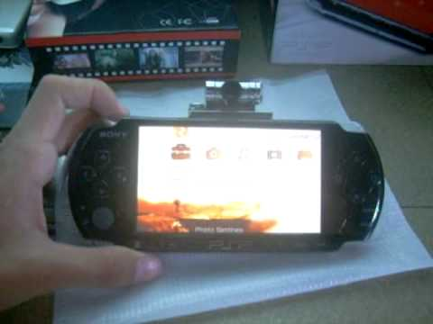 Problem with PSP3000 and memory stick pro duo magicgate