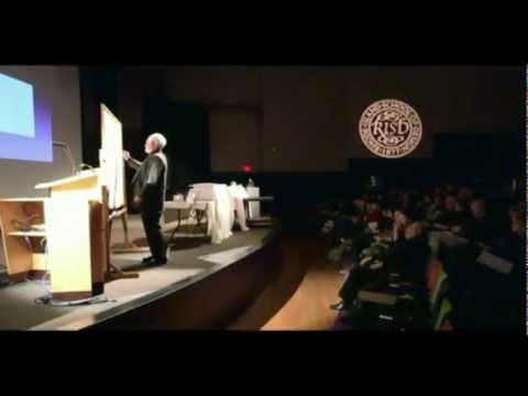 Frank Chester - Lecture: Rhode Island School of Design - March 2012