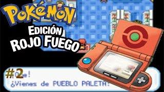 Pokemon Rojo Fuego Capítulo 2:El correo de Oak