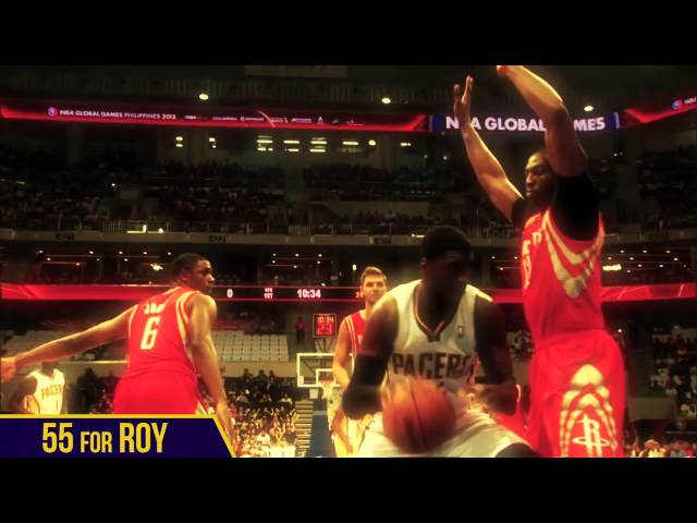 55 for Roy Highlight Video Part 1