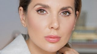 MIXING NEW AND OLD PRODUCTS FOR A SOFT GLAM LOOK | ALI ANDREEA