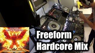 DJ Cotts - Like A Phoenix (Freeform/Hardcore Mix)