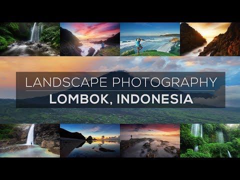 Landscape Photography: Lombok, Indonesia