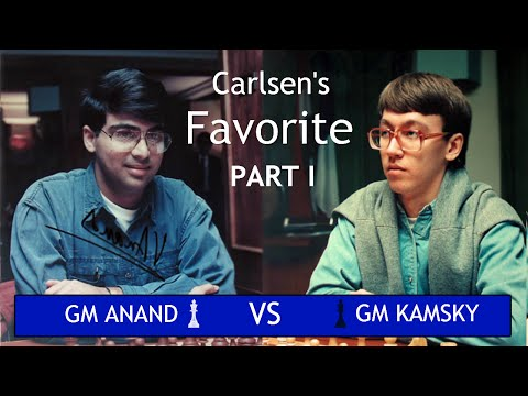 The Greatest Chess Games #2: Carlsen's favorite (1) | Chess Game Analysis