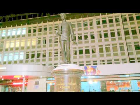 Достопримечательности Перми. Памятник Попову - изобретателю  радио