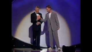 Paul Zerdin Tonight at the London Palladium with Bruce Forsyth 2000