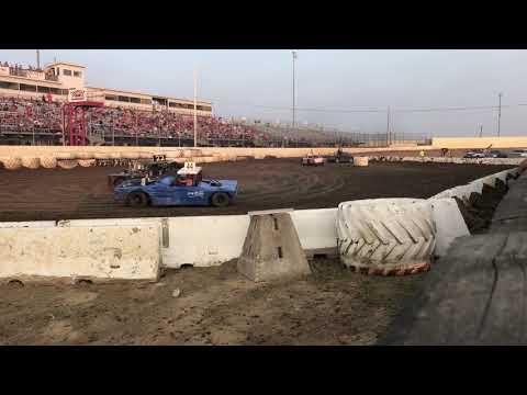 34 Raceway August, Rear Wheel Drive Weld Consolation