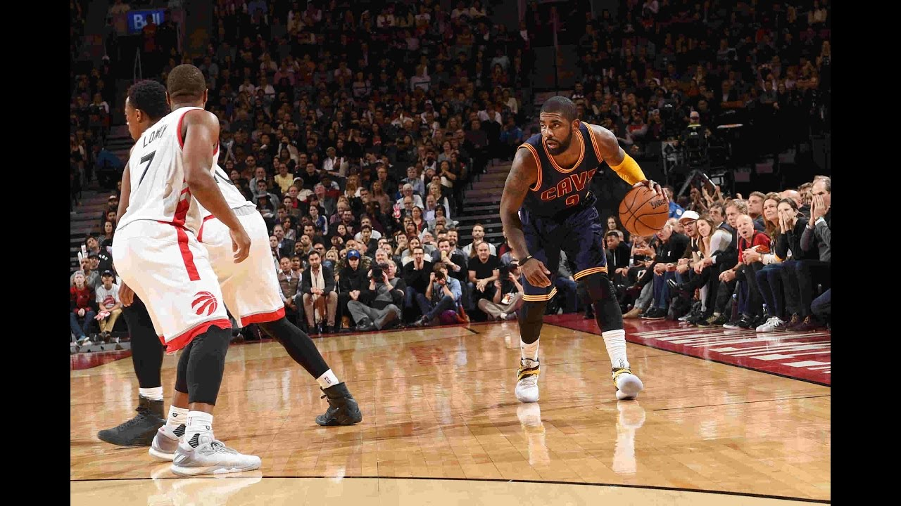 2a0e2bbafbe Kyrie Irving s 26 Points Leads Cavaliers Over Raptors - YouTube