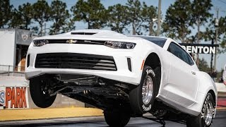 Chevrolet Performance - COPO Camaro Validation