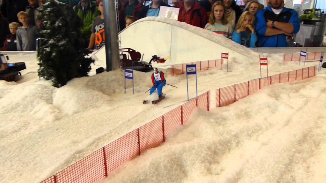 skifahrer faszination modellbau friedrichshafen 2014 - youtube