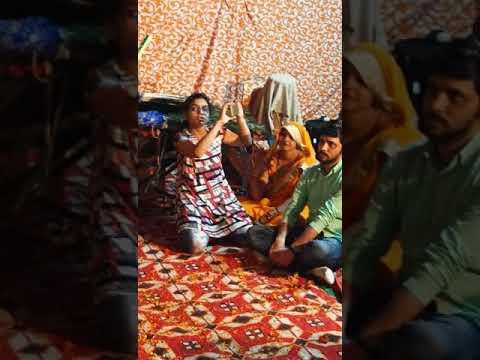 हमारे जोगिन्दर तवर दयानंद कॉलोनी गुरूग्राम यहा हो रहे देवी जागरन में हो रही राधा कृष्ण की झाकी... जय