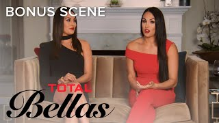 Brie Bella Confronts Nikki About Her Problem | Total Bellas | E!