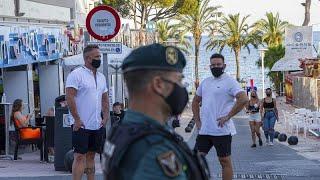 Коронавирус в Европе второй вал заражений