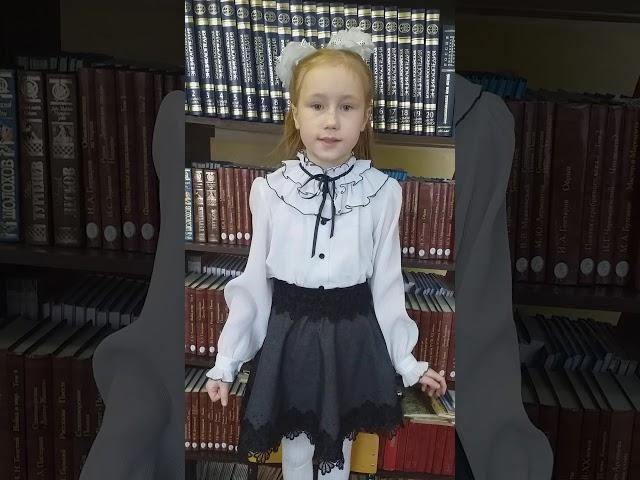Изображение предпросмотра прочтения – ВасилисаНефёдова читает произведение «Чародейкою Зимою…» Ф.И.Тютчева
