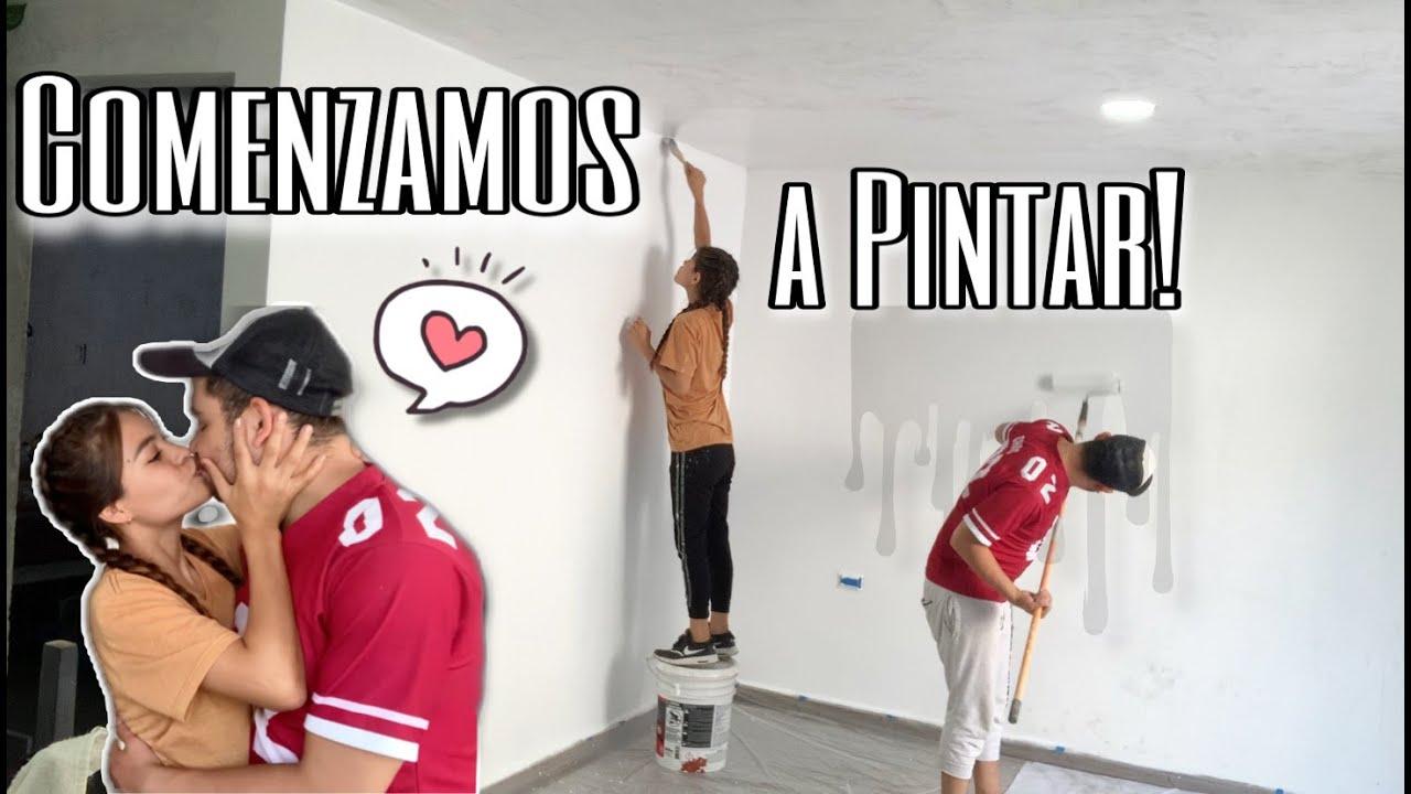 Download Empezamos a pintar nuestra casa ♥️ | Metas en pareja ✨| Ammy Alvarado