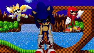 How To Make Sonic.exe Not Scary
