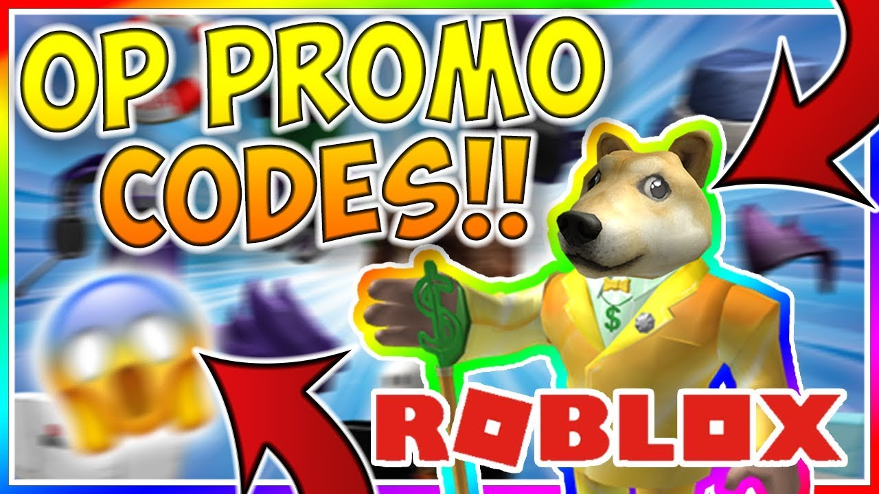 ROBLOX PROMO CODE | NEW SECRET PROMO CODES FOR FREE ROBUX ... on Promo Code Roblox id=20704