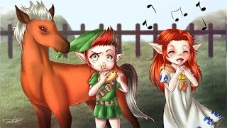 UNA YEGUA HATER :u   Zelda: Ocarina Of Time #5